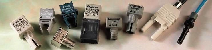 AVAGO光纤组件及配件