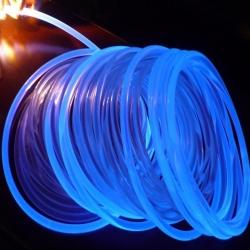 实芯塑料侧光光纤