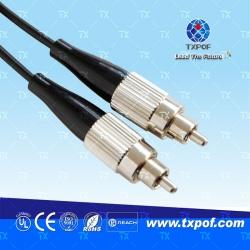 FC塑料光纤跳线(产物编码 TX-FC/FC-B)