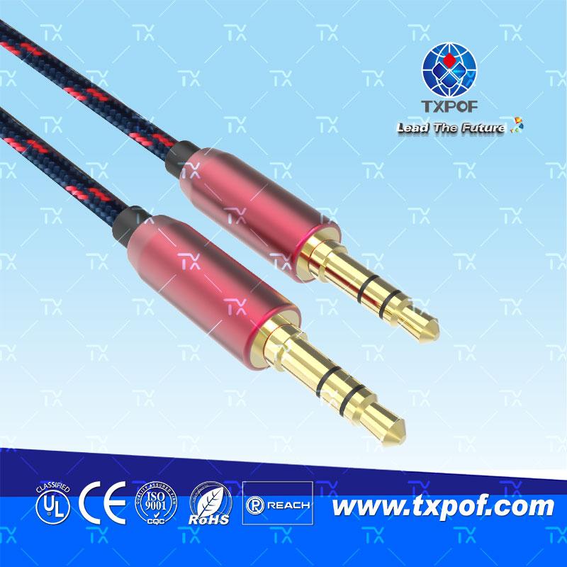 3.5mm音频线生产商